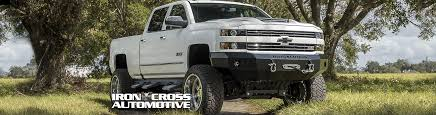 100 Iron Cross Truck Bumpers Welcome To Automotive American Made And Step