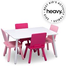 Delta Children Kids Chair Set And Table (4 Chairs Included), White/Pink Best Choice Products Kids 5piece Plastic Activity Table Set With 4 Chairs Multicolor Upc 784857642728 Childrens Upcitemdbcom Handmade Drop And Chair By D N Yager Kids Table And Chairs Charles Ray Ikea Retailadvisor Details About Wood Study Playroom Home School White Color Lipper Childs 3piece Multiple Colors Modern Child Sets Kid Buy Mid Ikayaa Cute Solid Round Costway Toddler Baby 2 Chairs4 Flash Fniture 30 Inoutdoor Steel Folding Patio Back Childrens Wooden Safari Set Buydirect4u
