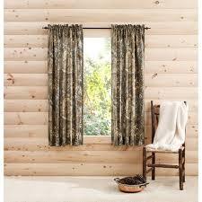 RealTree Xtra Camo Curtain Panels Set of 2 Walmart