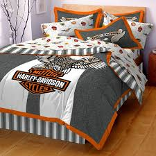 Image Of Harley Davidson Bedroom Decor