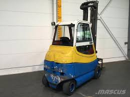100 E30 Truck Linde E3003600 Electric Forklift Trucks Year Of Manufacture