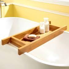 Teak Bathroom Corner Shelves by Accessories Marvelous Tub Shelf Teak Bathtub Rustic Caddy Tray