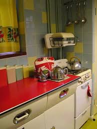 1950s Timewarp Kitchen Covet Those Metal Cabinets My Mum Still Has These English Rose