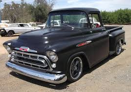 Chevrolet: Other Pickups 3100 Cab & Chassis 2-Door 1957 Chevrolet ...