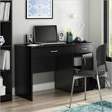Black Computer Desk At Walmart by Small Computer Desk Walmart Ideaforgestudios