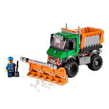 100 Lego Toysrus Truck LEGO City Snowplow 60083 LEGO Toys R Us LEGO