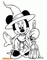 Free Printable Mickey Mouse Halloween Coloring Pages by 100 Halloween Coloring Mickey Halloween Coloring Pages