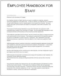 Employee Guidelines Template Handbooks Every Word Counts