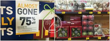 Rite Aid Pre Lit Christmas Trees by Lowe U0027s Up To 75 Off Select Christmas Clearance U2013 Hip2save