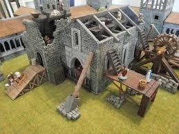 3d Dungeon Tiles Dwarven Forge by Endar Dwarven Forge Le Donjon En 3d Wargame Terrain Scenery
