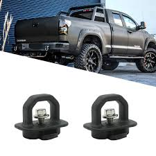 100 Truck Bed Tie Down System Amazoncom MODIFYGT 2X Anchor Side Wall