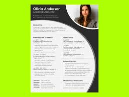 Openoffice In Word Cv Resume Template Design Full Size Of
