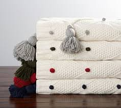 Cable Knit Throw Pottery Barn by Throws Throw Blankets U0026 Decorative Throws Pottery Barn