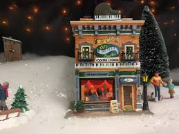 Menards Christmas Tree Storage Container by Lemax Cj U0027s Piano Bar Mantleburg