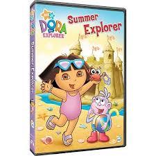 dora the explorer summer explorer dvd walmart com