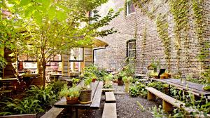 NYC Garden Restaurants: Dining In A Secret Oasis | Am New York Best 25 New York Brownstone Ideas On Pinterest Nyc Dancing Under The Stars Images With Awesome Backyard Tent Chicago Retractable Awnings Nyc Restaurant Bar Rollup Awning Brooklyn Larina Backyards Outstanding Forget Man Caves Sheds Are Zeninspired Makeover Video Hgtv Tents A Bobs On Marvelous Toronto Staghorn Brownstoner Outdoor Happy Hours In York City Travel Leisure Garden Design Patio And Brownstone We Landscape Architecture