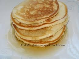 rezept amerikanische pancakes