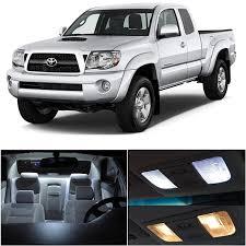 Amazon.com: LEDpartsNow Toyota Tacoma 2005-2015 White LED Package ...