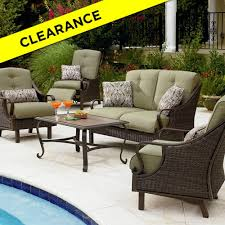 Patio Outdoor Sectional Clearance