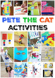 Pete The Cat Classroom Themes by Awesome Pete The Cat Activities For Kids Based On The Books