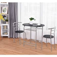 Amazon.com: T Bistro Dining Set Table And 2 Chairs Kitchen Furniture ... China White Square Metal Wood Restaurant Table And Chair Set Sp Interior Design Chairs Painted Ding Modern Wooden Fniture 3d Model Sohocg Amazoncom Giantex 3 Pcs Bistro 2 Vintage Stock Photo Edit Now Alinum Outdoor Chair Stool Restaurant Bistro Fniture Cheap 35pc Sets Cafe Dporticus 5piece Industrial Style Shop Costway Kitchen Pub Home Verona 36 Inch