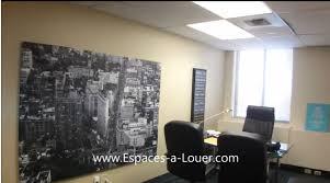 bureau location sous location espace bureau 1000 pc au centre ville montreal