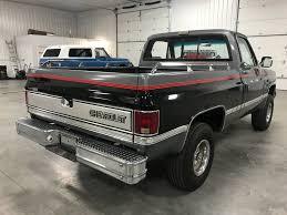 100 1987 Chevrolet Truck K10 4Wheel ClassicsClassic Car And SUV Sales