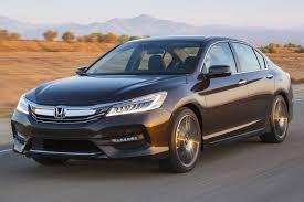 2017 Honda Accord Review & Ratings
