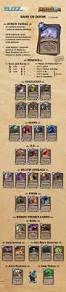 Warlock Deck Hearthstone Wild by Bane Of Doom Infographic For U201cwild U201d And U201cstandard U201d Play Mode
