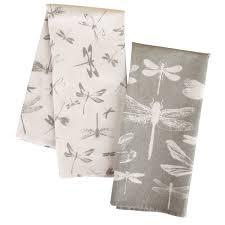 Purple Decorative Towel Sets by Amazon Com Karma Gifts Tea Towels Set Of 2 Cactus Kitchen