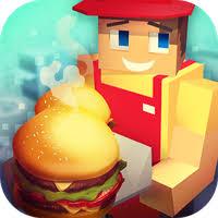 jeux de cuisine 3d burger craft fast food chef jeux de cuisine 3d android