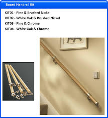 Richard Burbidge KIT03 Fusion Boxed Handrail Kit - Pine With ... Start Glass Railing Systems Installation Repair Replacement Stairs Fusion Banisters Best Banister Ideas On Beautiful Kentgate Place Cumbria Richard Burbidge Fusion Commercial 25 Wood Handrail Ideas On Pinterest Timber Stair Staircase Non Slip Treads Tasmian Oak Stair Railings Rustic Lighting We Also Have Wall Brackets Available In A Chrome Panels Rail Kits Are Traditionally Styled And Designed To Match