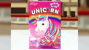 You Can Finally Buy Unicorn Cereal
