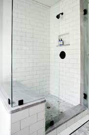 bathroom subway tile bathroom ideas best white shower on
