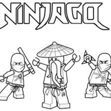 Free Printable Ninjago Coloring Pages Drawing Inspiration