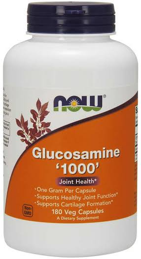 Now Foods Glucosamine 1000mg