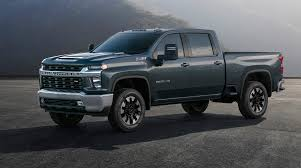 100 Super Duty Truck Most Capable Most Advanced Silverado Heavy Ever To Debut In