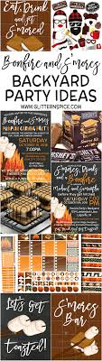 Ideas For Hosting A S'mores And Bonfire Backyard Party | Glitter ... Backyards Gorgeous 25 Best Ideas About Backyard Party Lighting Garden Design With Backyard Party Ideas Simple 36 Contemporary Eertainment 2 Bbq Home Decor Birthday For Domestic Fashionista Country Youtube Amazing Outdoor Cool For A Cool Go Green 10 Kids Tinyme Blog Decorations Fun Daccor Unique Parties On Pinterest Summer Rentals Fabric Vertical Blinds Patio Door Light
