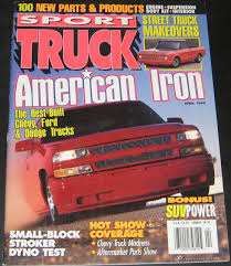 Magazine Back Issues , Books Motor Trends Truck Trend 15 Anniversary Special Photo Image Gallery Kentland Tower 33 Featured In Model World Magazine Uk Street Trucks Magazine Youtube Lowrider Pictures Autumn 2017 Edition Pro Pickup 4x4 Sport August 1992 Ford Vs Chevy Whats It Worth Caljam 2002 Extreme Ordrive February 2003 Three Diesel Cover Quest December 2009 8lug Monster Truck Photo Album Nm Car And Issue 41 By Inspirational Big 7th And Pattison Classic News Features About Classics