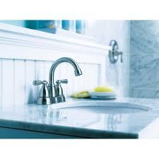 Moen Adler Faucet Brushed Nickel by Moen Banbury Two Handle Bathroom Faucet In Brushed Nickel