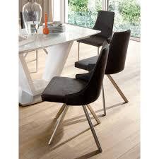 mca furniture esszimmerstuhl elara b 2er set drehbar 180 mit nivellierung belastbar bis max 120 kg