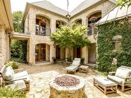 Harmonious Houses Design Plans by Traditional Style House Plans With Interior Courtyard