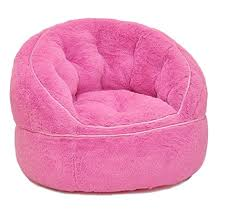 Pink Bean Bag Chair For Girls