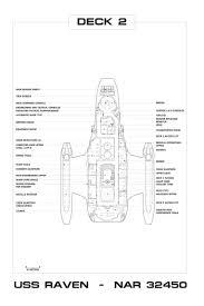 Starship Deck Plan Generator by Uss Raven Deck 1 Starship Raven Pinterest Ravens Trek And