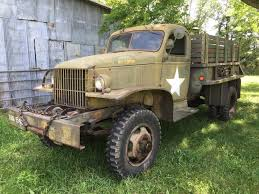 True Survivor 1942 Chevrolet G506 1.5 Ton Truck Military | Military ...
