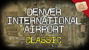 Denver International Airport Murals Artist by Denver International Airport Classic Youtube