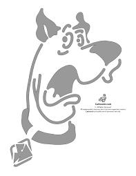 Printable Dinosaur Pumpkin Carving Patterns by Scooby Doo Pumpkin Patterns Scary Scooby Doo Pumpkin Stencil
