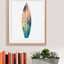 Decorative Surfboard Wall Art by Shop Surfboard Wall Decor On Wanelo