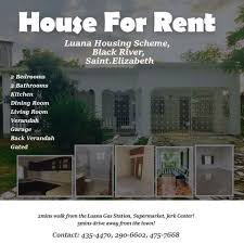 Cheap 3 Bedroom Houses For Rent by I Need A House Jamaica Home Facebook