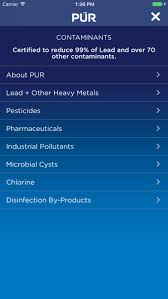 Pur Faucet Mounted Water Filter by Pur Faucet Mount Water Filter On The App Store